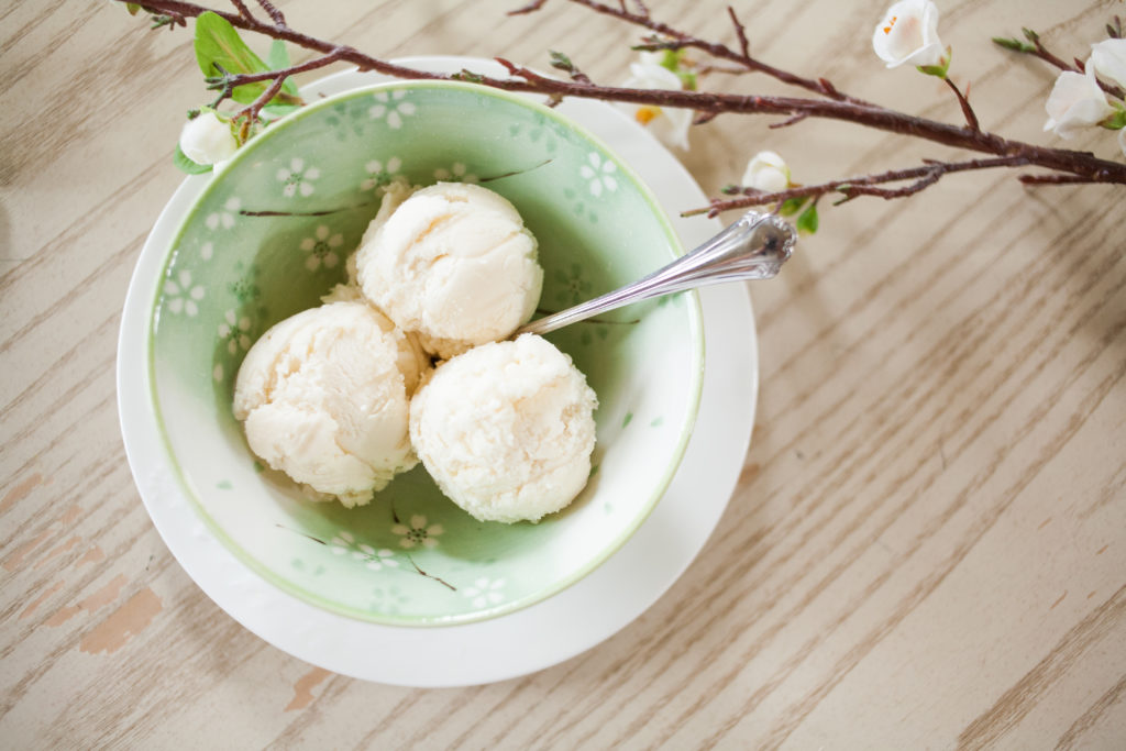 Use this recipe for Classic Vanilla Ice Cream as a springboard for hundreds of other ice cream flavors.