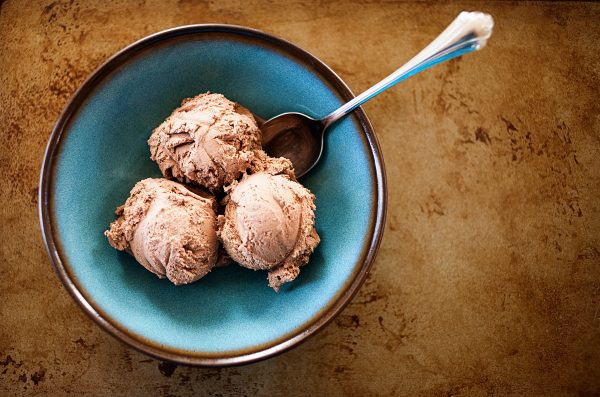 "Classic Chocolate Ice Cream–The ""Father Adam"" of Ice Cream"