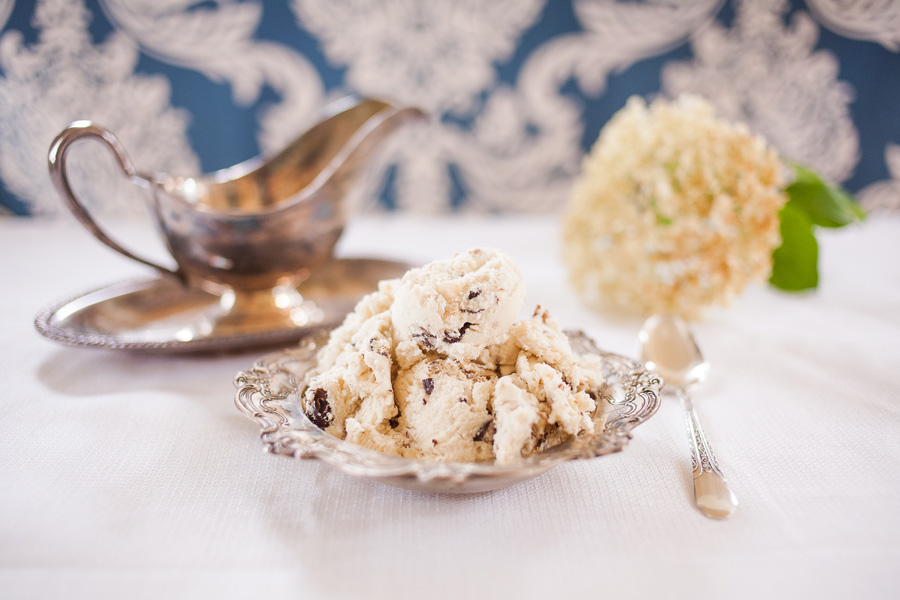 Chocolate Pecan Pie Ice Cream by Ice Cream Inspiration. If you love chocolate pecan pie, you will adore this ice cream! Made with a brown-sugar creamy base and loaded with pecans, chocolate, and pie crust pieces, this elegant ice cream will become your favorite!