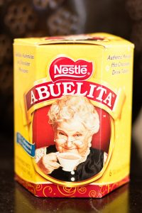 Abuelita Mexican chocolate