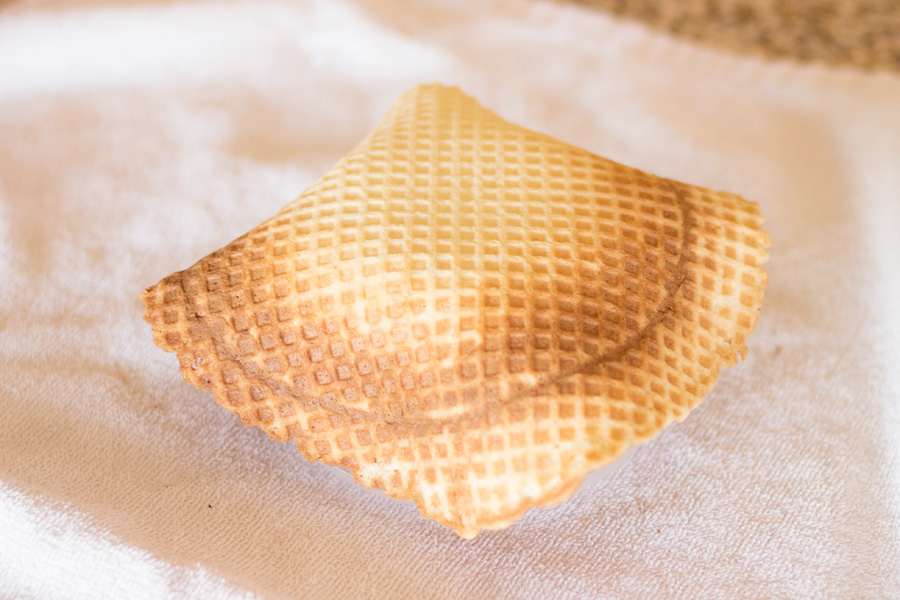 How to Make Waffle Cones and Bowls. Waffle cone tutorial. Waffle cone recipe. Ice cream cone tutorial. Ice cream cone recipe.