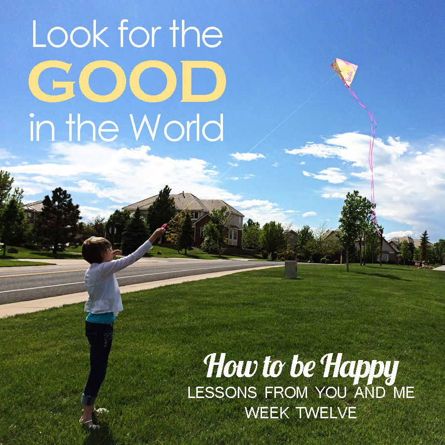 We are force-fed a steady diet of doom and gloom. But the truth is, there is just as much good going on the world! Where can you find it?