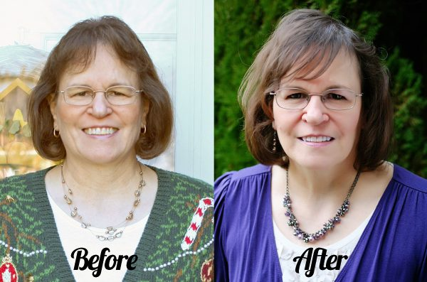 Dressing Your Truth Type Two Makeover (2)