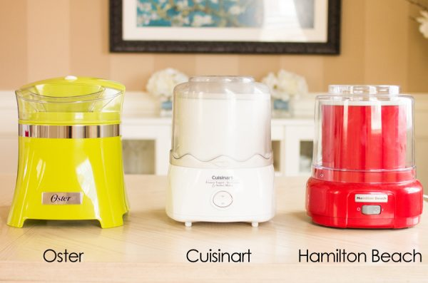 Which Ice Cream Maker is the Best?