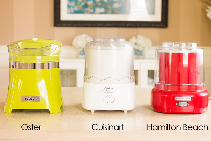 Only one of these ice cream makers is not a complete waste of your money! Find out which one it is and how you can get one!