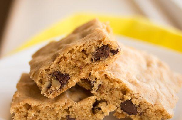 Mom's Butterscotch Brownies