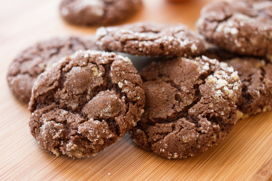 Cookies with the delicious flavors and chocolate and orange mixed together! A classic Christmas cookie that you will want to make year after year!