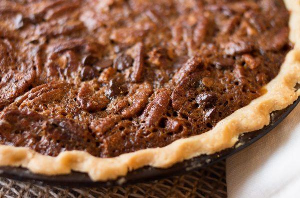 Chocolate Pecan Pie–AKA the Best Pie Ever Devised by Man