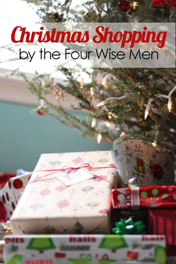 The 4th wise man has some trouble finding the perfect gift for the baby Jesus. Watch this hilarious Christmas video!