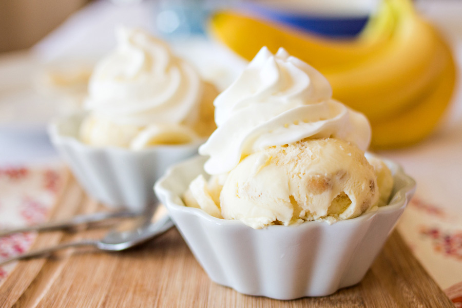 Banana Cream Pie Ice Cream