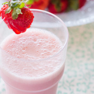 Strawberry Lassi by Ice Cream Inspiration