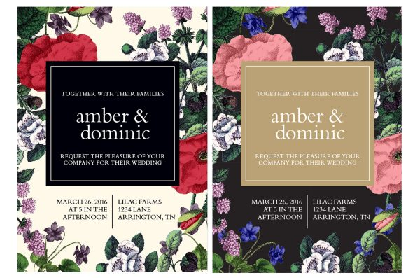 Basic Invite–Ultra-customized Cards for Every Occasion