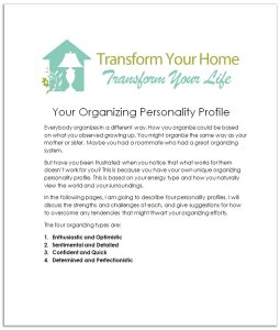organizing-personality-profile-graphic