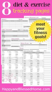 track-your-diet-and-exercise-to-meet-your-fitness-goals