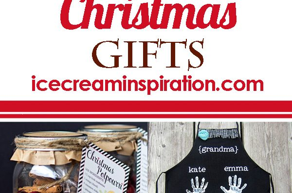 10 Easy DIY Christmas Gifts and a GIVEAWAY!