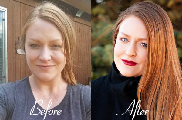 Dressing Your Truth Type 4 Makeover