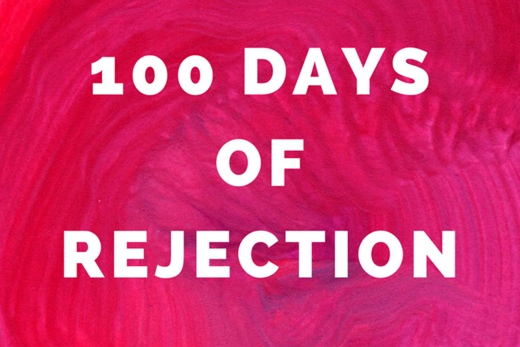 What if the key to overcoming rejection is getting more rejection? Learn the surprising results of trying to fail. 100 Days of Rejection