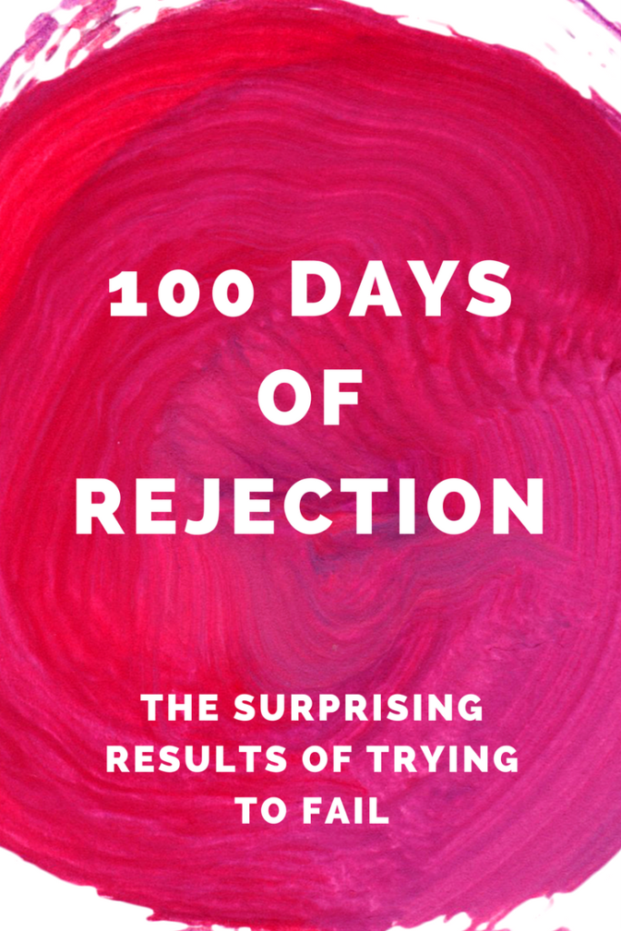 What if the key to overcoming rejection is getting more rejection? Learn how one man turned fear of rejection into unexpected confidence. How to overcome rejection, how to overcome fear of rejection, 100 days of rejection