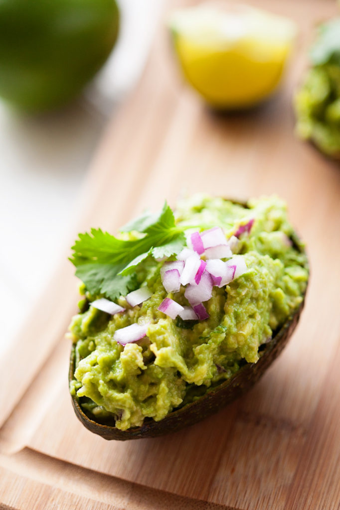 Use this Classic Guacamole to dress up all your dishes. From fajitas to eggs to burgers, nothing beats the amazing color, texture, and flavor of guacamole! Guacamole recipe, easy guacamole