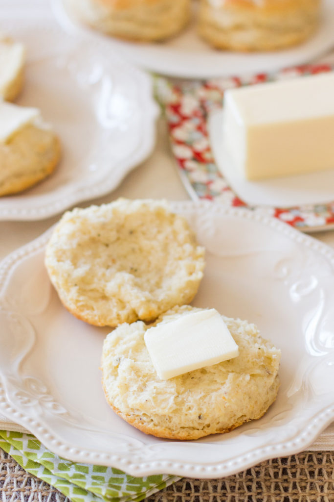 These Black Pepper Biscuits made with freshly-ground black pepper are the most heavenly biscuits you will ever eat! Pair them with butter and honey, and you have reached pure nirvana.