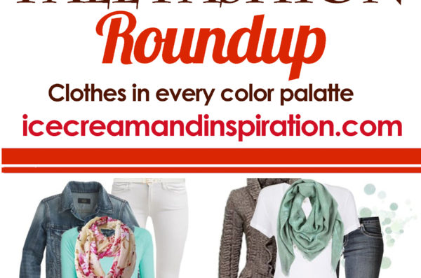 Fall Fashion Roundup