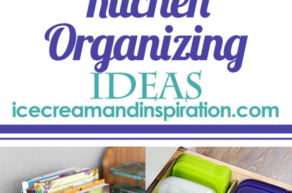 15 Genius Kitchen Organizing Ideas