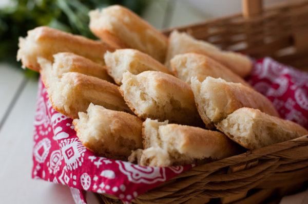 Easy Home Made Breadsticks