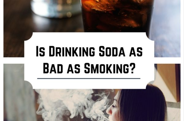 Is Drinking Soda as Bad as Smoking?