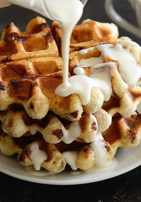 20 Winning Waffle Recipes and Kitchen Aid Giveaway - Ice ...