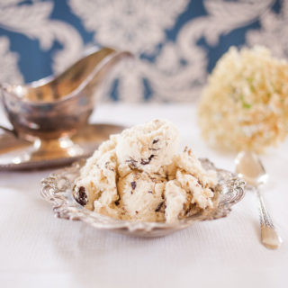 Chocolate Pecan Pie Ice Cream. The best of your favorite holiday desserts.