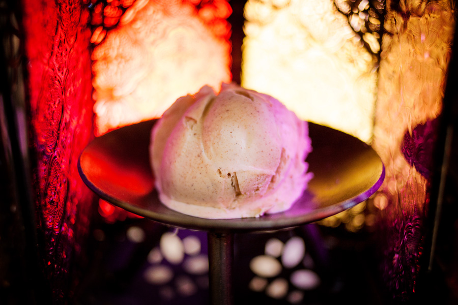 Indian Spice Ice Cream by Ice Cream Inspiration. Chai in ice cream form. Delicious spices of cinnamon, cardamom, cloves, nutmeg, and a pinch of a secret, unexpected ingredient make this ice cream truly special! This is based off my favorite tea flavor, Bengal Spice.