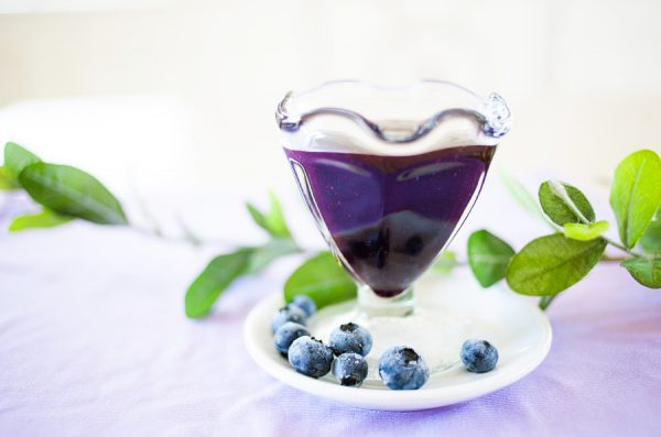 Berry Topping for Ice Cream