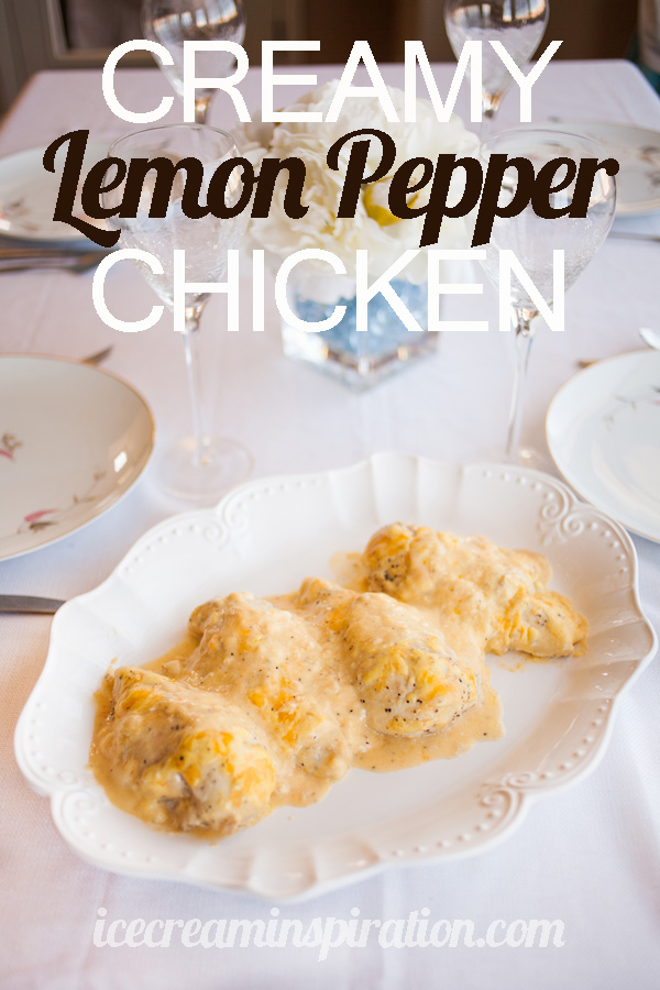 Super easy, versatile recipe that can be served with potatoes, noodles, or rice! Click now for the recipe!