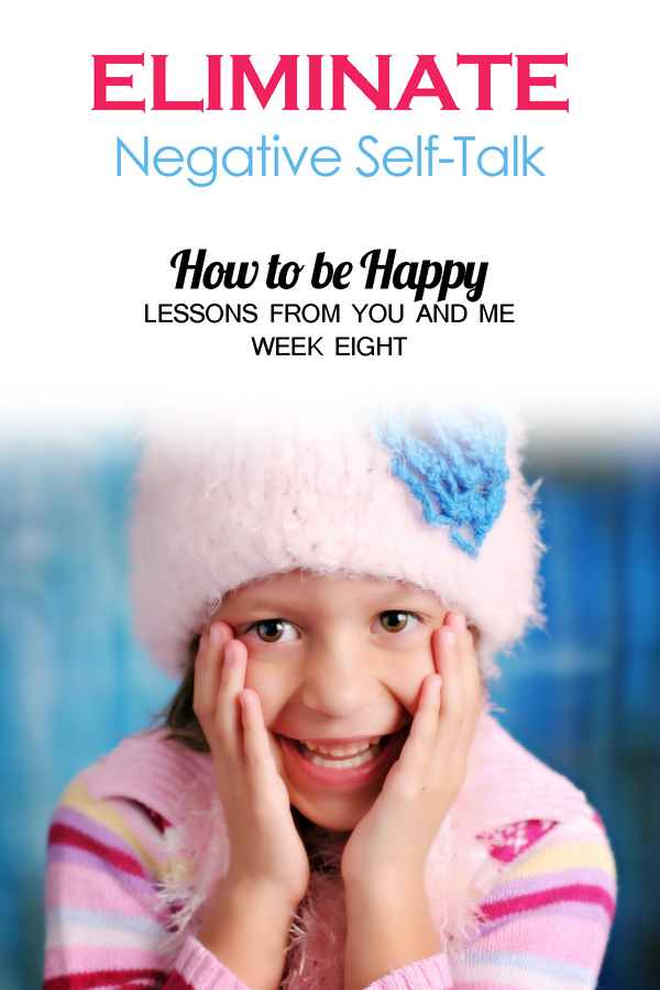 """When was the last time you said something nice to yourself? Have you ever caught yourself saying, """"Wow, my hair looks fantastic today!"""" Or, """"Gosh, I'm a nice person!"""" I'm not encouraging narcissism, but I am encouraging kindness to ourselves. Read this article to learn how to overcome the damaging habit of negative self-talk."""