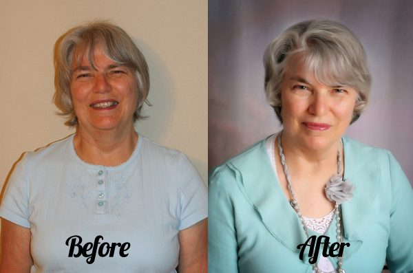 Dressing Your Truth Type Two Makeover (1)