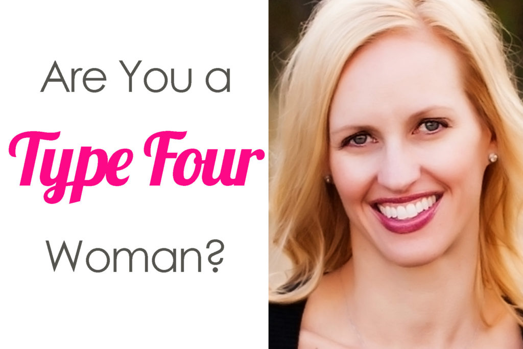 are you a type four woman   ice cream and inspiration