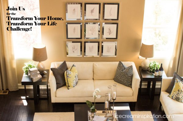 Transform Your Home, Transform Your Life Challenge–Week 2–Preparing