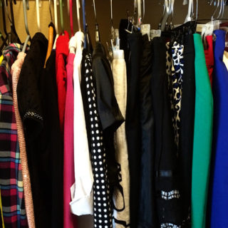 Do you really need all those clothes in your closet? Use the KonMari system and keep only those things that bring you joy!