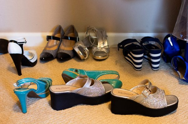 Transform Your Home, Transform Your Life Challenge–Week 11–Shoes