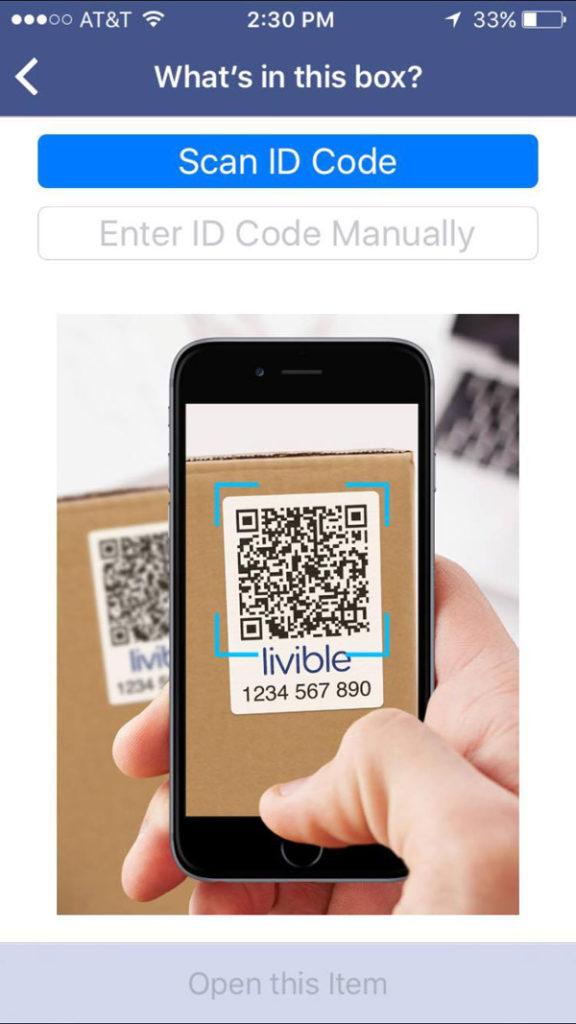 Livible Labels code
