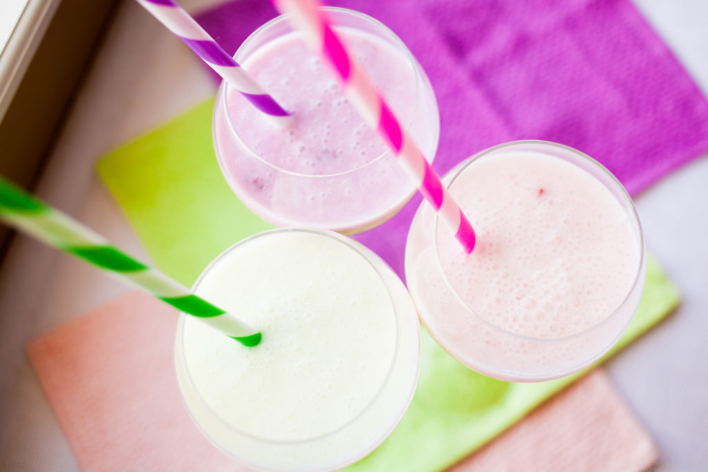 Healthier Italian Sodas - Ice Cream and Inspiration