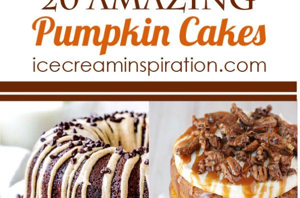 20 Amazing Pumpkin Cakes