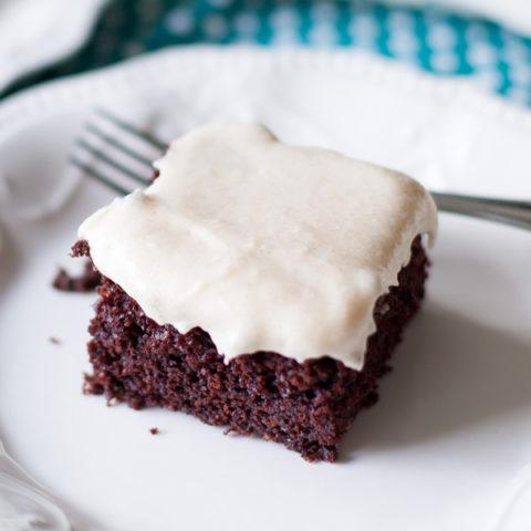 Dairy-Free, Egg-Free Chocolate Cake