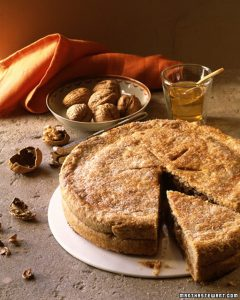 honey-walnut-pie