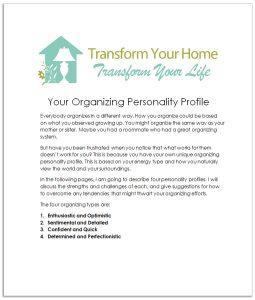 organizing-personality-profile-graphic