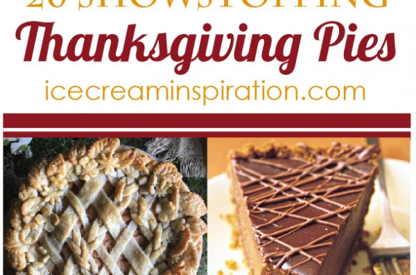 Showstopping Thanksgiving Pies