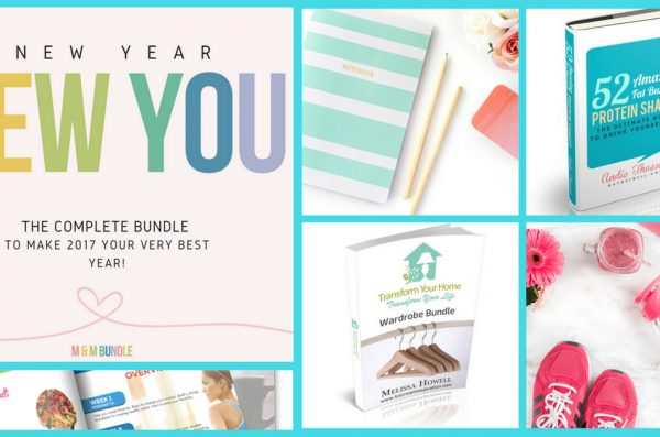New Year, New You Bundle Sneak Peek and GIVEAWAY!