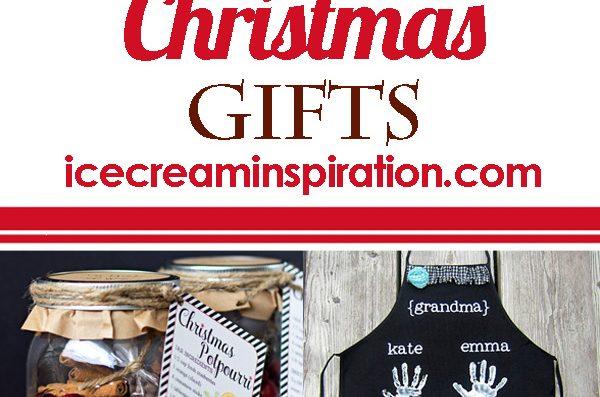10 Easy DIY Christmas Gifts