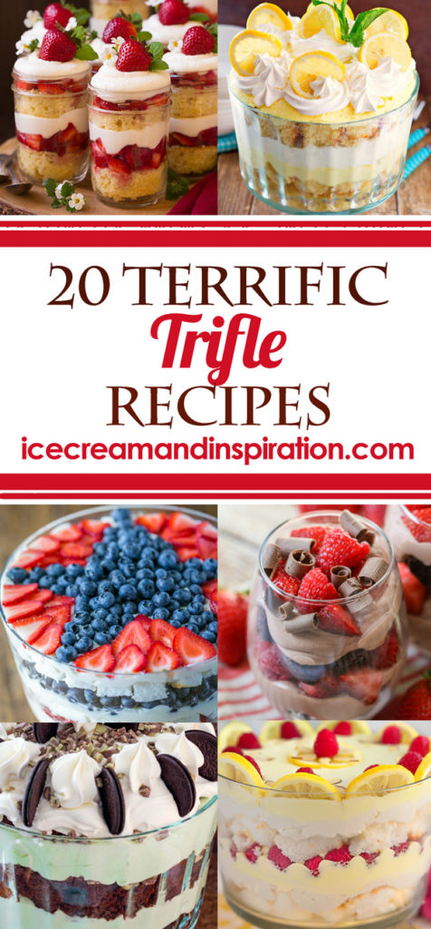 20 terrific trifle recipes ice cream and inspiration these 20 terrific trifle recipes will give you the perfect easy dessert for any occasion ccuart Image collections