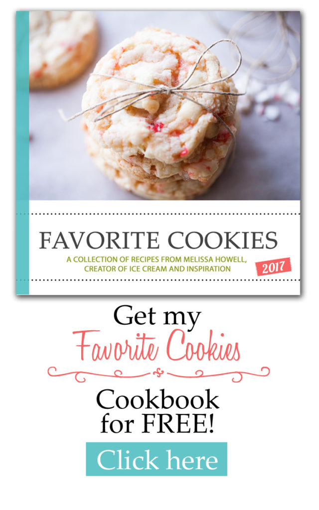 Get my Favorite Cookies cookbook for FREE!